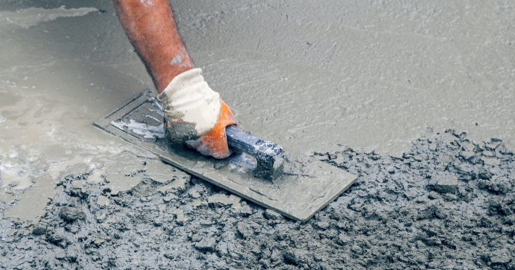 how concrete works